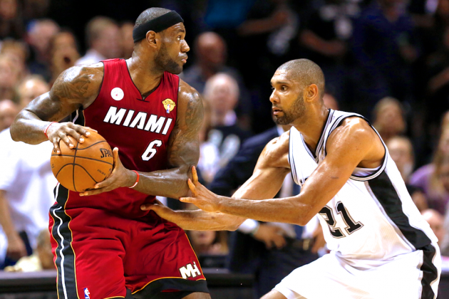 Miami Heat vs. San Antonio Spurs: Game 4 Preview, TV Info and Predictions