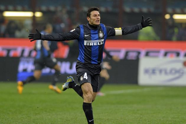 Javier Zanetti Signs New Inter Milan Contract Extension