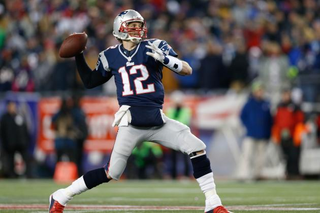 Why the Patriots' Passing Attack Will Be Better Than Expected in 2013