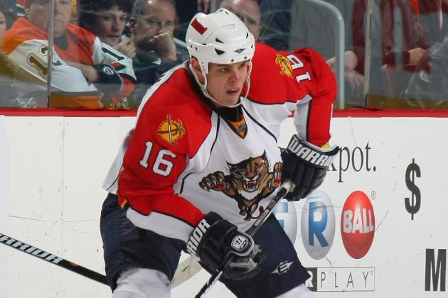 On the Prowl: Former Florida Panthers in the Stanley Cup Final