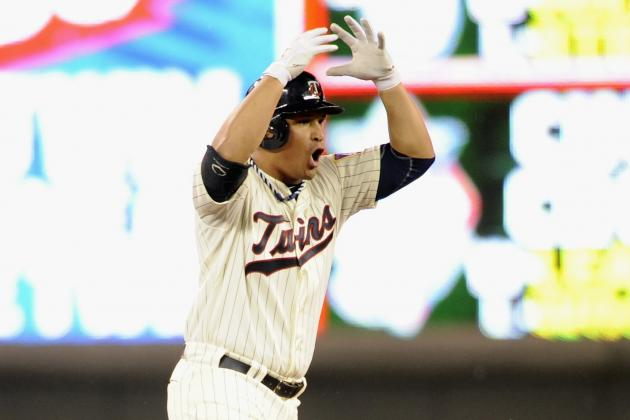 Thomas, Arcia Find Their Comfort Zone