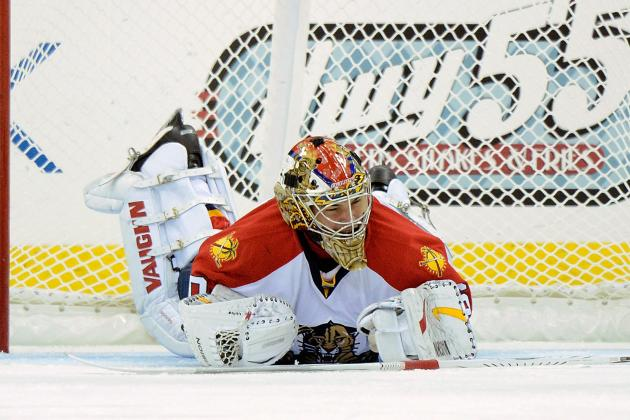 Florida Panthers' 2013 Unrestricted Free Agents As Contracts Come To A Close