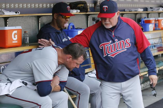 Buxton's Track to Target Field Speeding Up