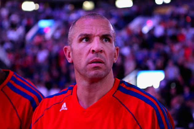 Jason Kidd Is in Over His Head as Brooklyn Nets Head Coach