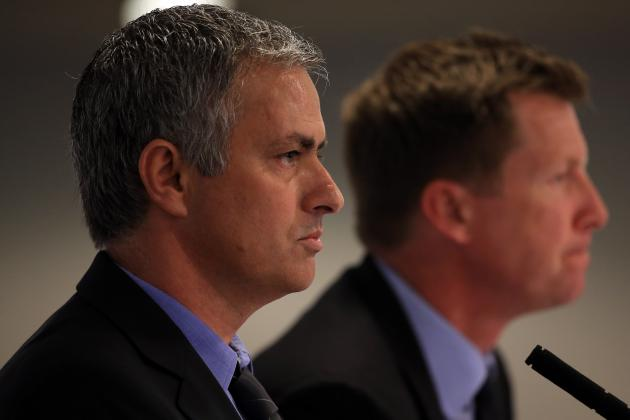 José Mourinho Warns of 'no Privileges' to Chelsea's Old Guard