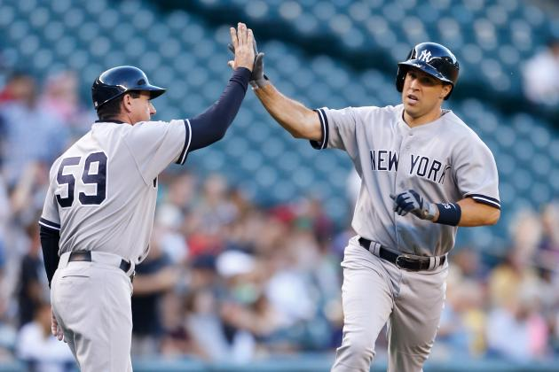 What the New York Yankees Can Do to Spark Offense, End Power Outage