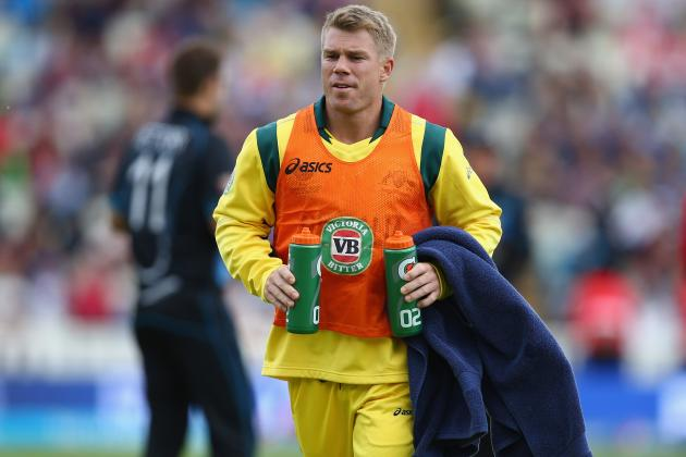 Australian Cricketer Suspended After Bar Assault on England Rival