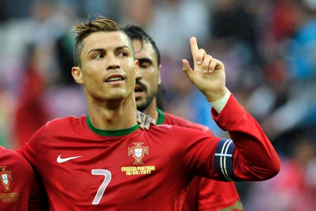 Manchester United Transfer Rumours: Latest on Pursuit of Cristiano Ronaldo