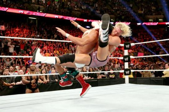 Dolph Ziggler Needs a Clean Win over Alberto Del Rio at Payback