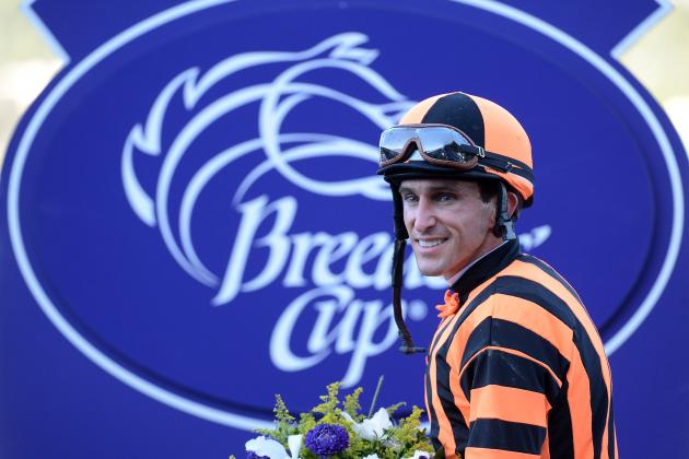 Jockey Ramon Dominguez Forced to Retire as Result of Spill Injuries