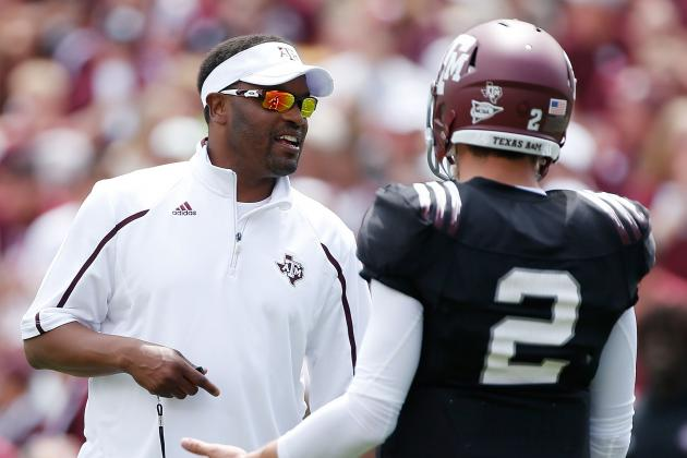 Was Kevin Sumlin Smart to Stay at Texas A&M?