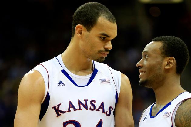 Perry Ellis, Now a KU Veteran, Aims to Build on Freshman Finish