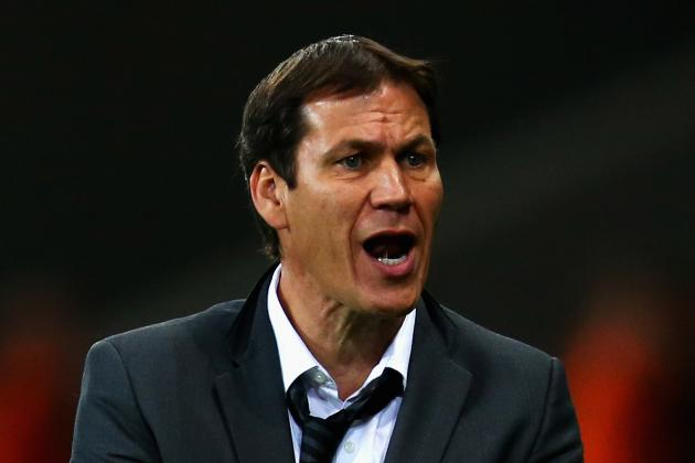 Roma Hires Rudi Garcia as Manager