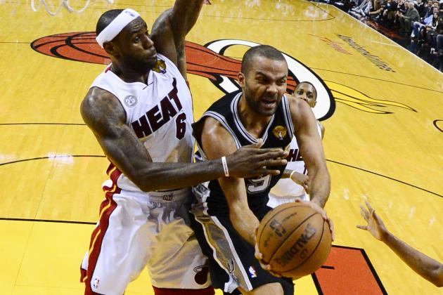 Spurs vs Heat Game 4: Biggest Key to Victory for Each Team