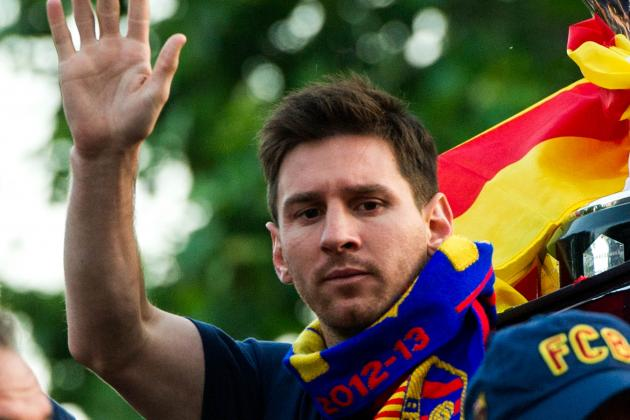 Former Barca President Defends Messi