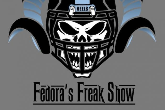 Video: UNC Unleashes 'Fedora's Freak Show'