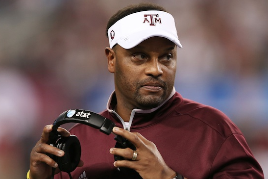Kevin Sumlin Talks About Interest from the NFL
