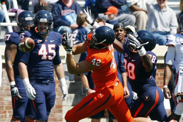 Most Important Game: Virginia Cavaliers