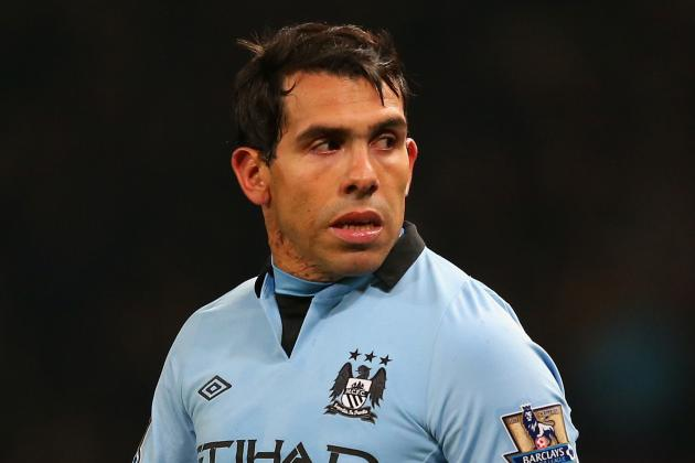 Tevez's Agent Meets with Milan and Juve