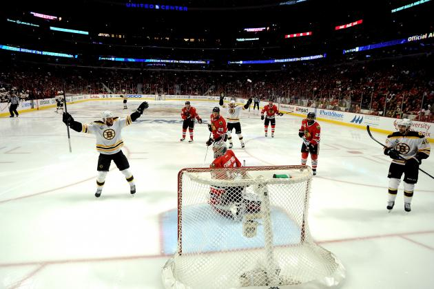 Bruins vs. Blackhawks: What Boston Must Do to Return to Winning Formula