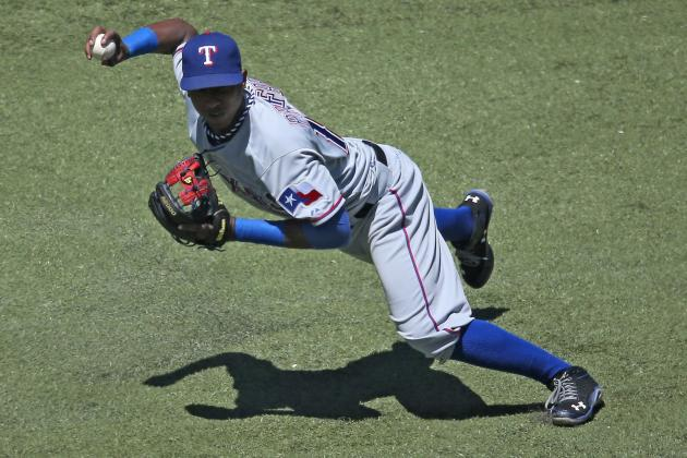 Profar on His Fear of Sharks, His Love of Mr. Bean and His Two Tattoos