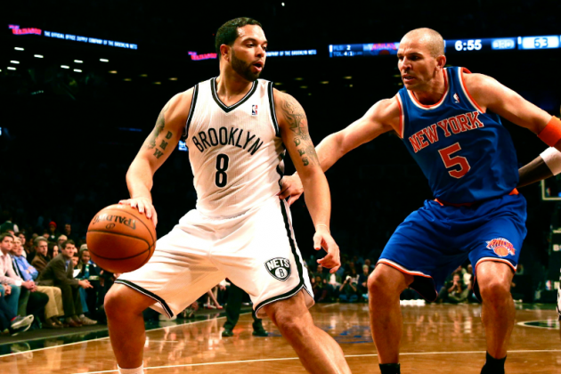 Deron Williams: Nets Take 'Risk' Hiring Jason Kidd, 'Nobody Knows' How He'll Do