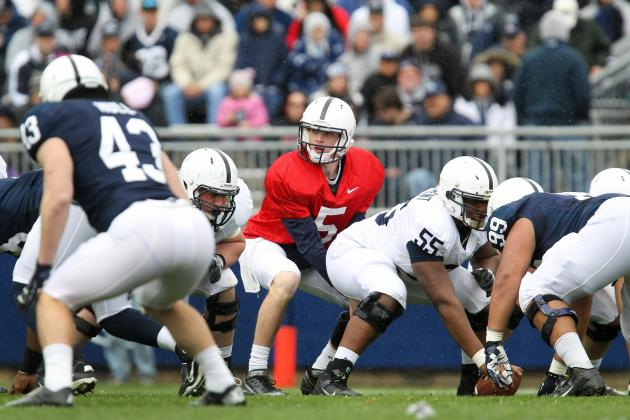 Penn State Depth Chart Lists Tyler Ferguson, Christian Hackenberg as Co No. 1 QB