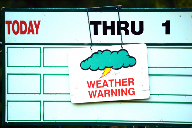US Open Golf 2013 Weather: Complete Guide to Surviving the Rain at Merion