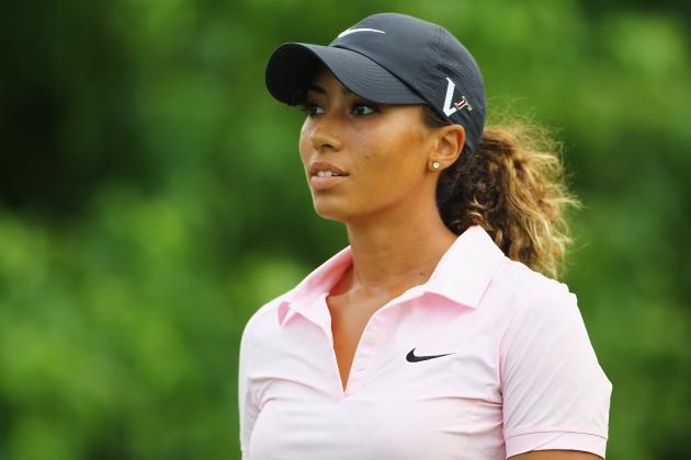 Cheyenne Woods Has Charisma to Be Prominent Golf Personality