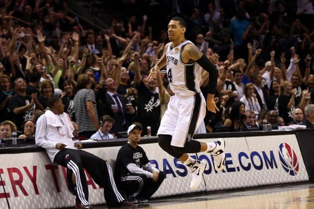 2013 NBA Finals: Spurs Will Get Stranglehold on Heat with Big Game 4 Win