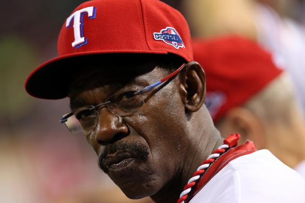 Ron Washington's Run of All-Star Coaching Appearances Ends