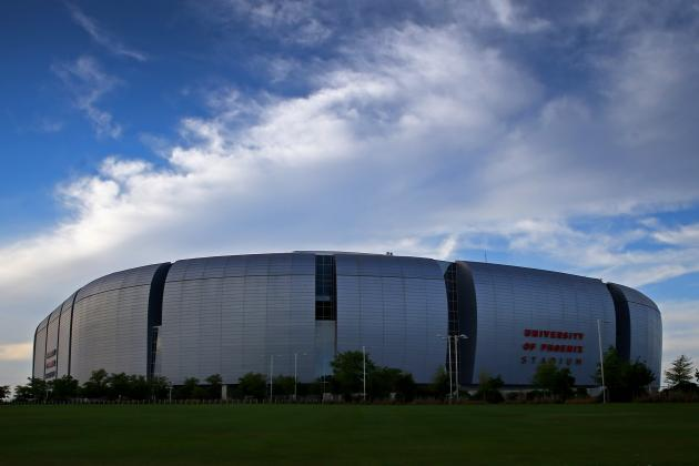 Camp to Be Held at University of Phoenix Stadium