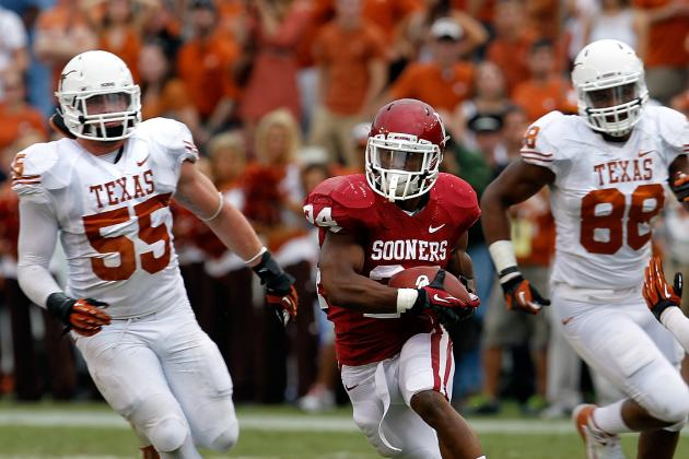 No Question Where Texas' Season Hinges