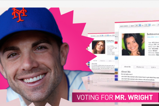 Mets Approached Cougar Site About Stuffing Ballot Box For David Wright
