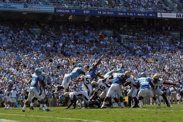 UNC Football: Looking Ahead to Next Season's Opponents (Part 2)