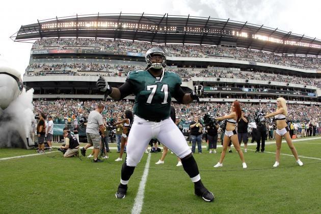 Should the Philadelphia Eagles Move on from Jason Peters?