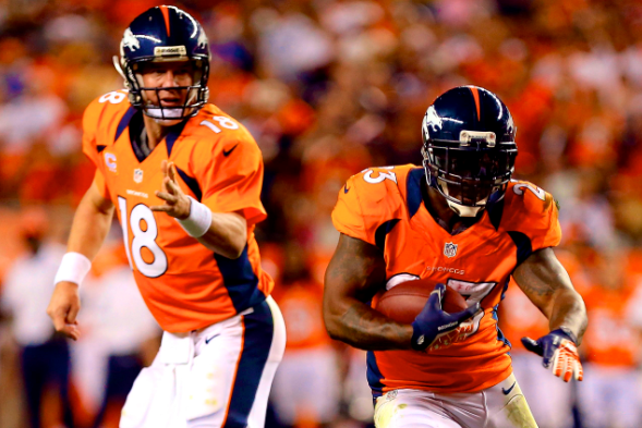 Breaking Down Willis McGahee's Release and What It Means for the Broncos Offense