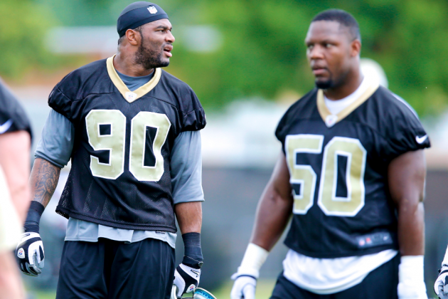 How Will Loss of Victor Butler Affect Saints' 2013-14 Season?