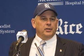 Rice AD Greenspan Leaving School to Pursue Other Opportunities