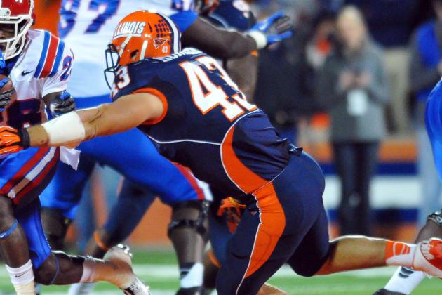 Illinois Football: Mason Monheim Player Profile