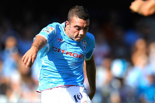 Liverpool Transfer News: Reds Agree to Deal with Striker Iago Aspas