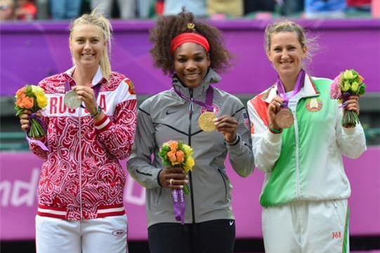 Serena Williams, Victoria Azarenka and Maria Sharapova: The New Big 3