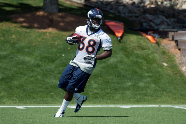 Montee Ball Has Clear Path to Starting Job After Willis McGahee's Release