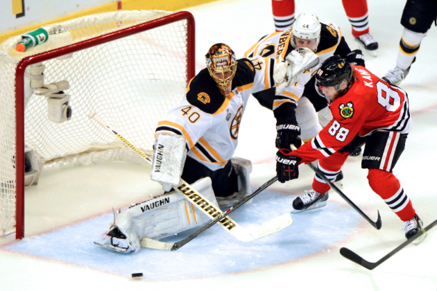 Blackhawks vs. Bruins: How Chicago Broke Through the Vaunted Boston Defense