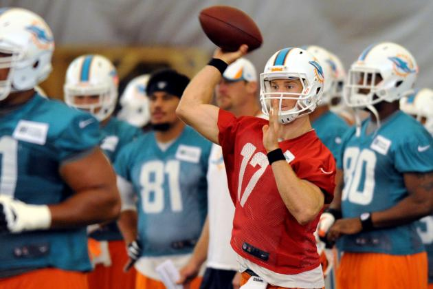 Ryan Tannehill-Led Miami Dolphins Primed for Big Offensive Year