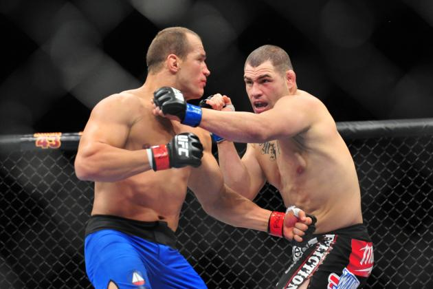 Cain Velasquez vs. Junior dos Santos 3 Reportedly Headed to Houston in October