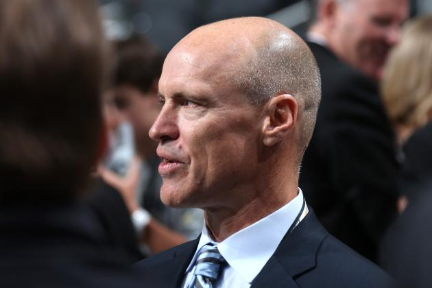 Report: If Rangers Hire Messier, Leetch Would Join Coaching Staff