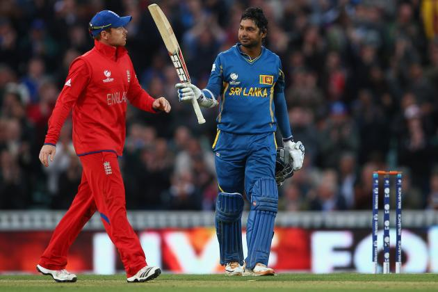 ICC Champions Trophy 2013: England vs. Sri Lanka Score, Points Table and More