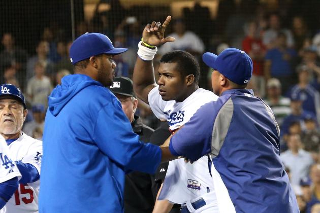 Will Yasiel Puig's Maturity Level Lead to Bigger Issues Down the Road?