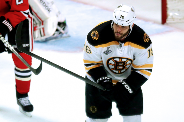 Bruins vs. Blackhawks: How Nathan Horton Injury Impacts 2013 Stanley Cup Finals
